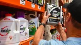 Richter zweifelt an Glyphosat-Vergleich