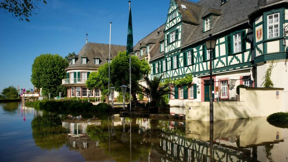 Hochwasser Rheingau Aktuell