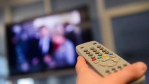 Fernsehquoten fallen aus