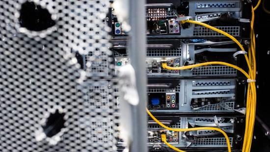 Cyberangriff legt Internetriesen lahm