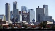 Blick auf Long Island City in New York: In der Stadt der Städte wird es künftig noch enger.
