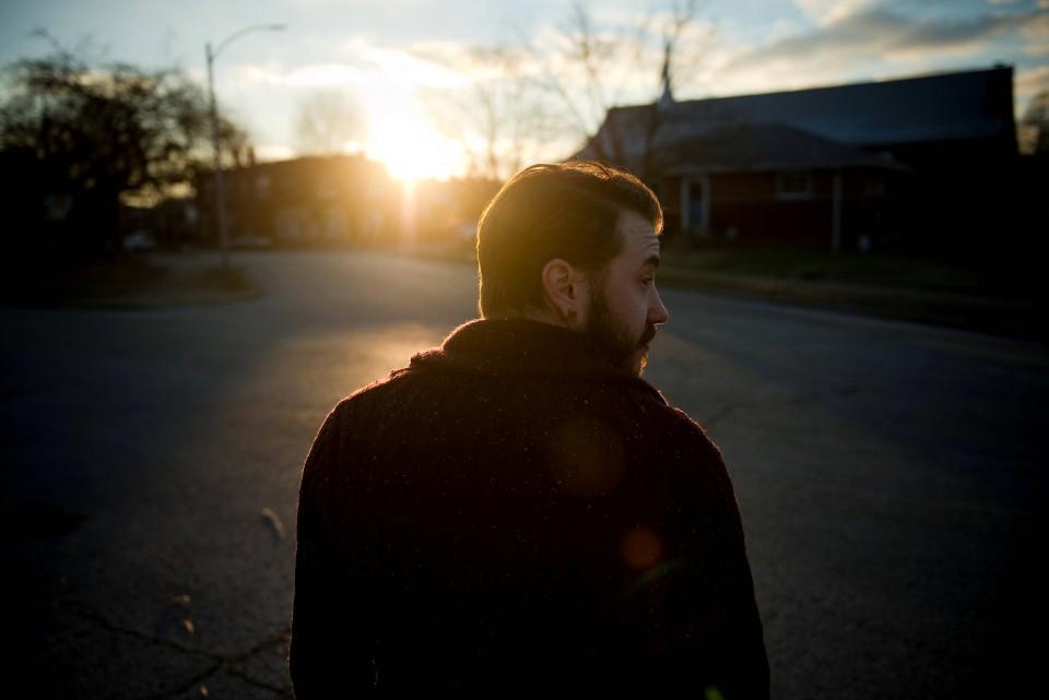 Harrison in seiner Heimatstadt St. Louis