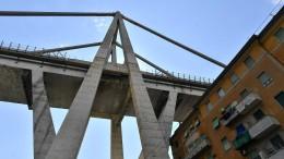 Pariser Staatsanwaltschaft ermittelt zu Brückeneinsturz