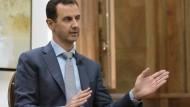 G-7-Außenminister: Keine Zukunft für Syrien mit Assad