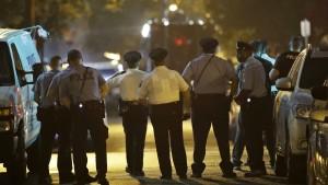 Verletzte Polizisten bei Schießerei in Philadelphia