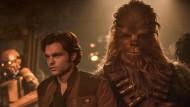 Han Solo im Interview