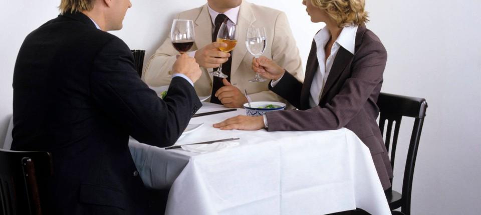 GeschäftsessenSpeed-Dating vigo 2015