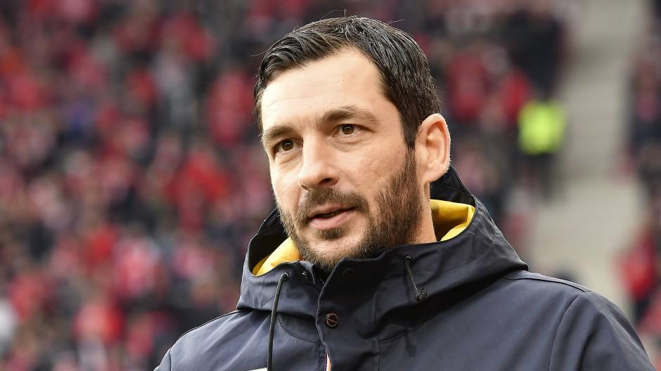 Sandro Schwarz wurde als Trainer bei Mainz 05 entlassen