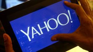 Yahoo fällt weiter zurück