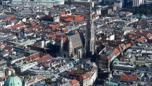 In Wien richtet es der Staat