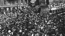 Aufstand der Tschecho-Slowaken