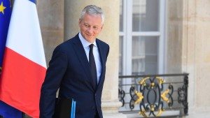Frankreich bekommt eine Digitalsteuer