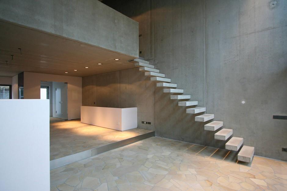 bilderstrecke zu wie bauherren die treppe geschickt in den grundriss integrieren bild 3 von 3. Black Bedroom Furniture Sets. Home Design Ideas