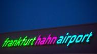 Immer noch vor dem Verkauf: Hahn-Flughafen