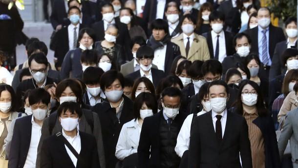 Japans Außenhandel erholt sich
