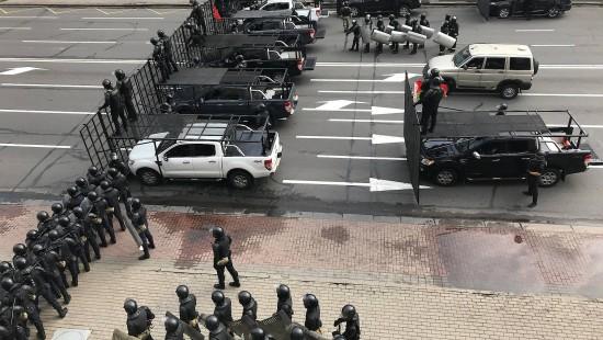 Belarus entzieht ausländischen Journalisten Akkreditierung