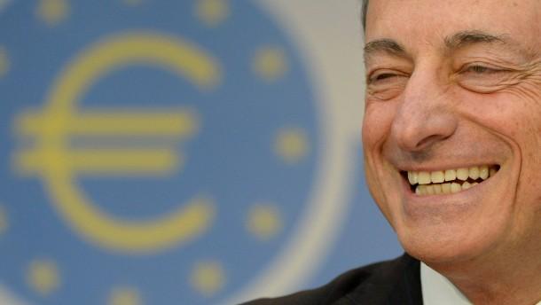 EZB bekräftigt Niedrigzinsversprechen