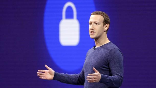 Zuckerberg verspricht mehr Privatsphäre bei Facebook