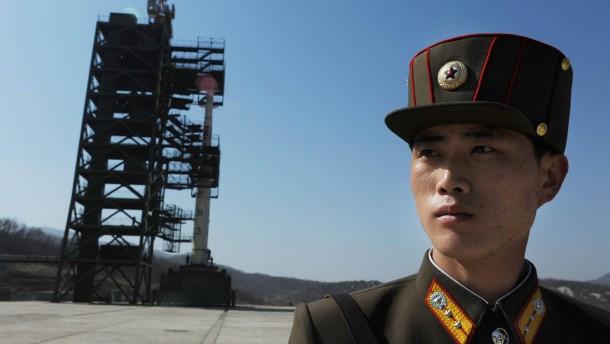 Nordkorea kündigt Start einer Langstreckenrakete an