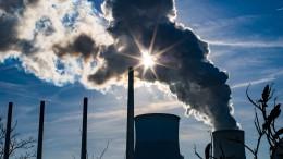 Alte und ineffiziente Kraftwerke zügig abschalten