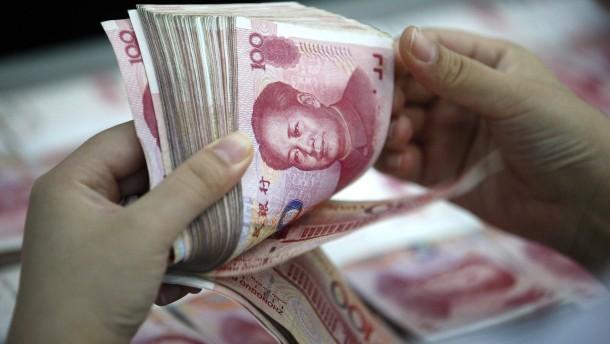 Amerikas Finanzministerium: China manipuliert seine Währung nicht