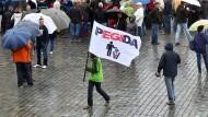 Pegida will bei Landtagswahlen antreten