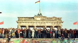 Mehrheit der Ostdeutschen sieht kein besseres Verhältnis zum Westen