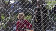 Griechenland fordert Weiterleitung von Flüchtlingen