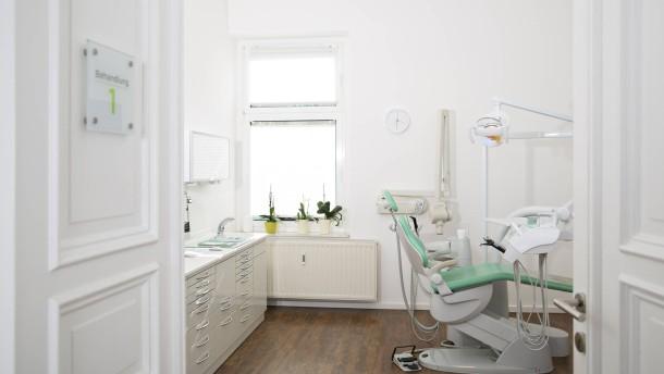 Wie finde ich meinen Zahnarzt?