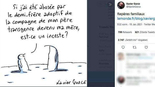 Frankreich streitet über seine Karikaturisten