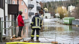 Überschwemmungen bei Passau