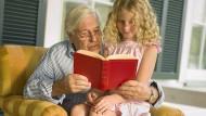 34 Prozent der Befragten wollen ihren Enkeln etwas vererben.