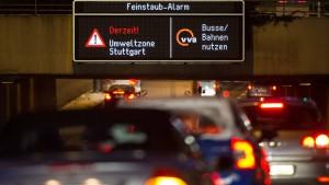 Helfen Fahrverbote wirklich gegen Feinstaub?