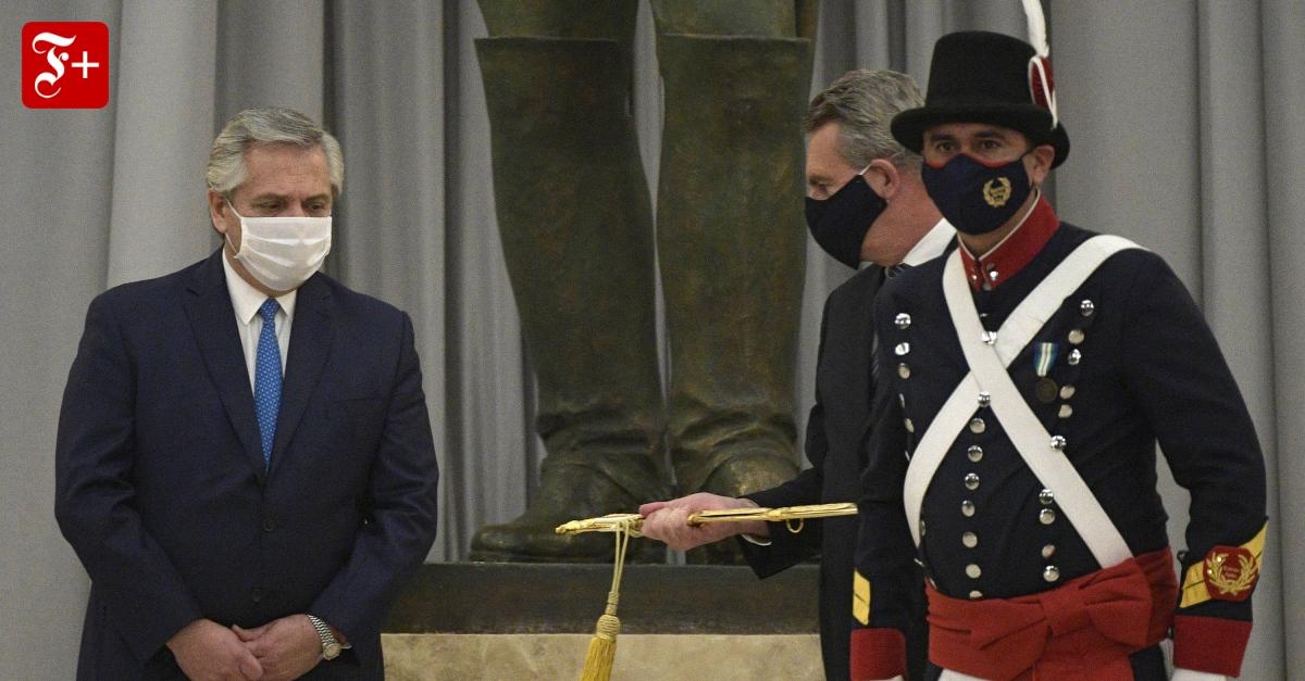 Nur eine kurze Atempause für Präsident Fernández