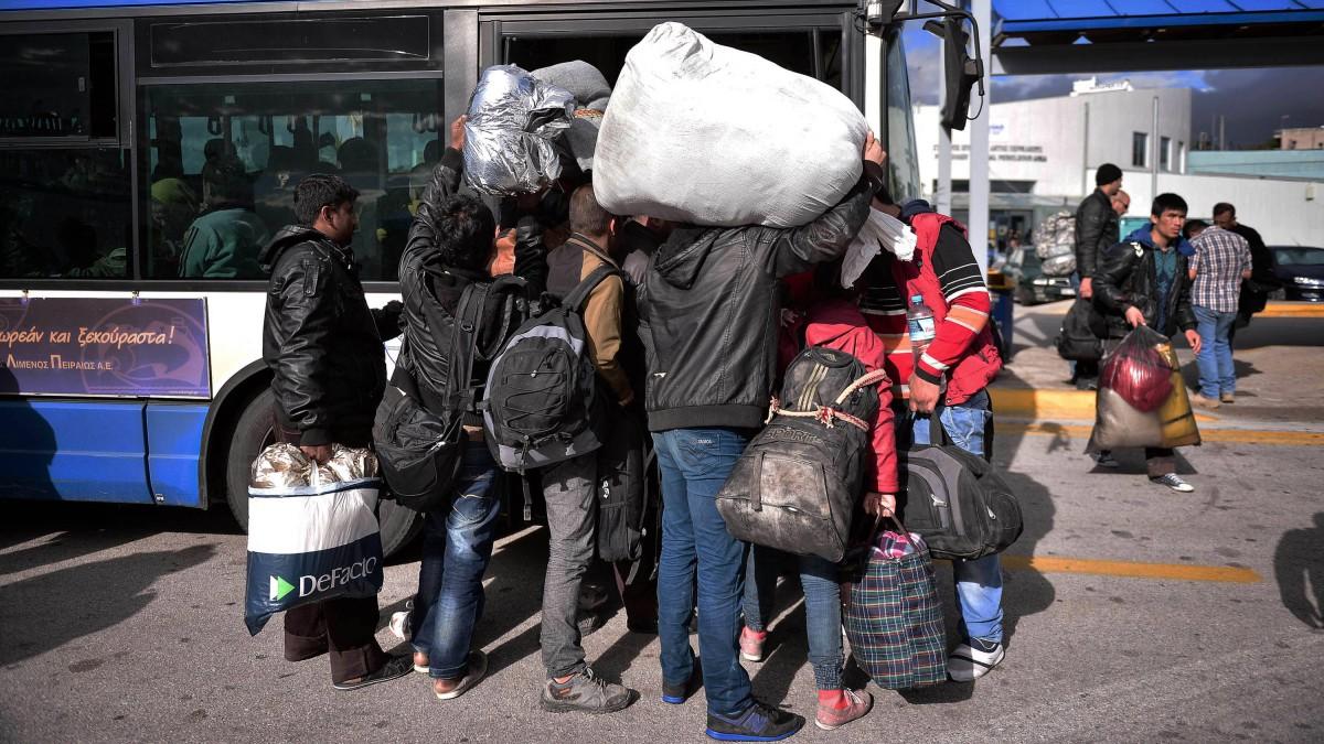 Das große Geschäft mit den Flüchtlingen