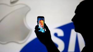 Samsung muss 120 Millionen Dollar an Apple bezahlen