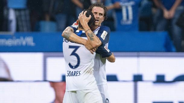 VfL Bochum verpasst nach wildem Spiel ersten Saisonsieg