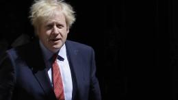 Keine Ermittlungen gegen Boris Johnson
