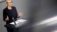 In Erklärungsnot: Forschungsministerin Anja Karliczek