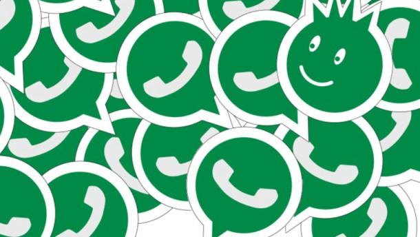 WhatsApp erobert die Welt