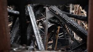 In Deutschland gibt es jede Woche einen Kirchenbrand