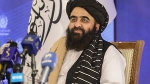 Die Taliban wollen zur UN-Vollversammlung
