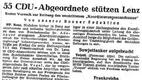 Rudolf Vogel - Bremer Nachrichten