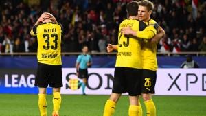 Keine Kraft für Dortmunder Wunder