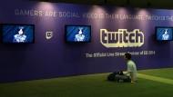 Twitch will Youtube für Online-Spieler sein
