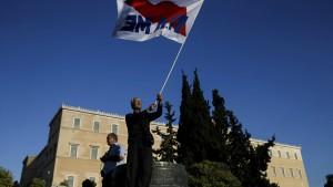 Marathonverhandlungen ohne Ergebnis in Athen
