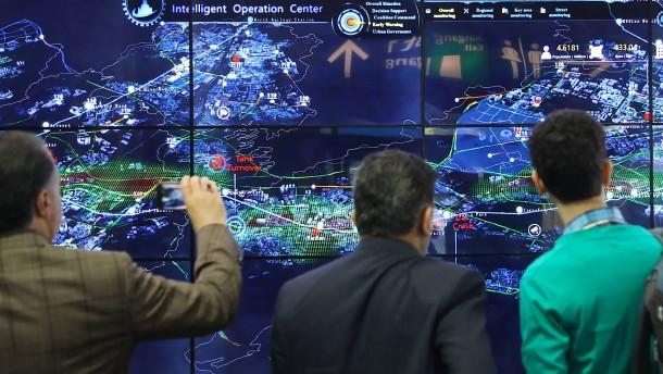 Huawei arbeitet längst an Deutschlands Infrastruktur mit