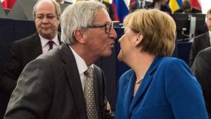"""Merkel hat Nobelpreis mehr verdient als Obama"""
