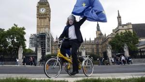 Briten planen Maßnahmen gegen Einwanderung