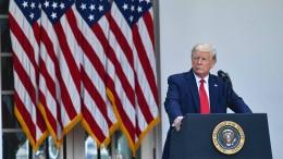 Trump wirft Twitter Einmischung in den Wahlkampf vor